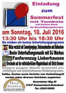 Haus Aggertal Einladung Sommerfest 2016.DOC