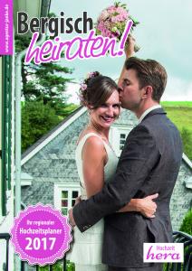 Bergisch heiraten Titel 2017