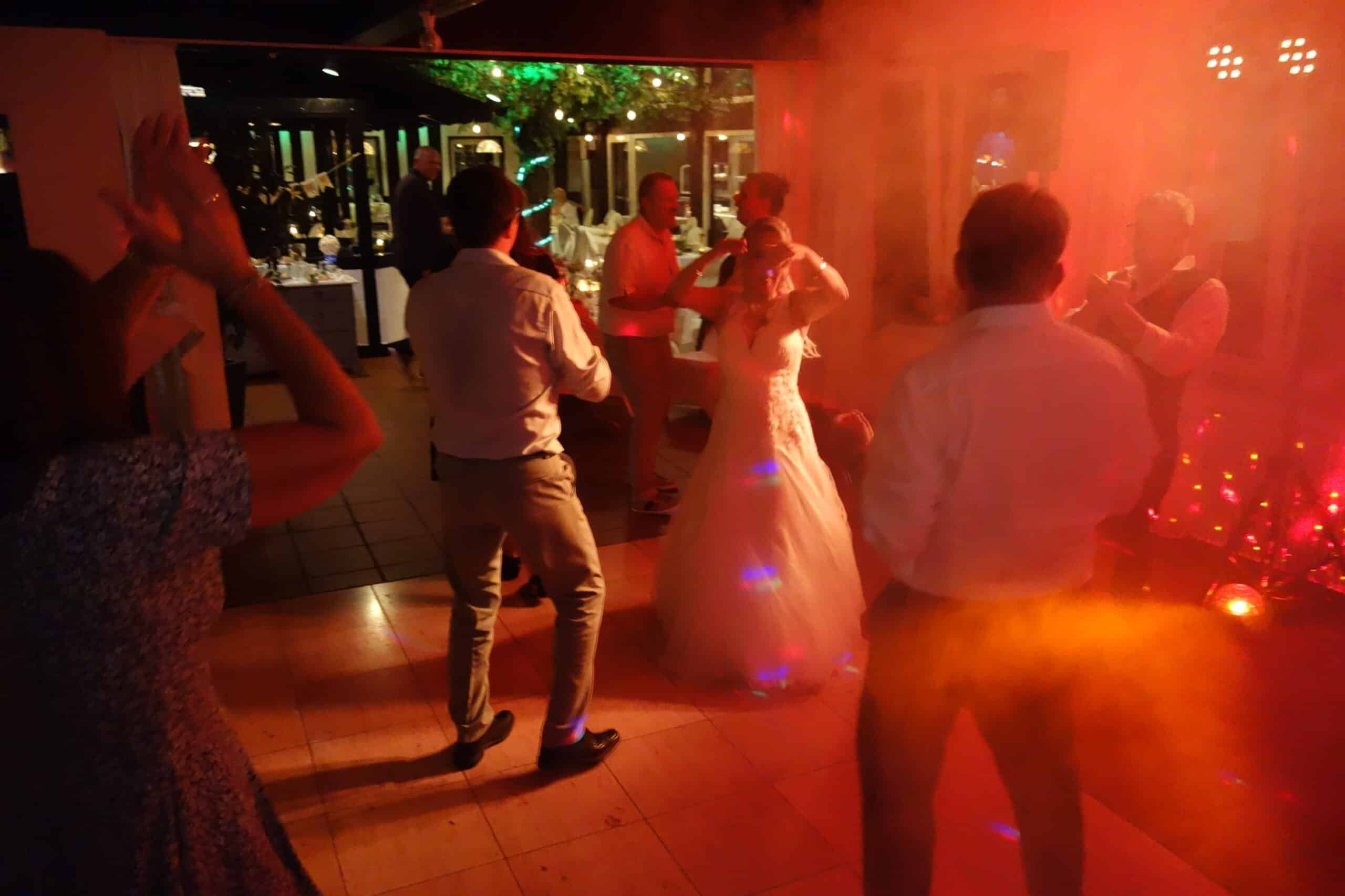 Party mit Hochzeits DJ Markus